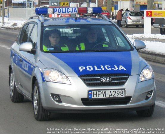 """Policja Racibórz: Działania ,,Bezpieczny Pieszy"""""""