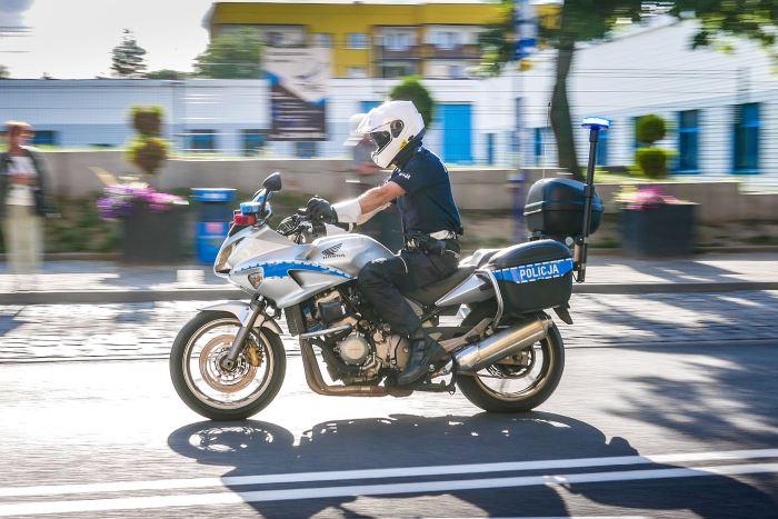 Policja Racibórz: Wspólne działania policjantów z drogówki na granicy dwóch powiatów